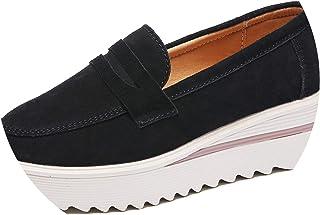 New-Loft-women flat platform sandals shoes Women Flats Platform Flat Shoes Slip on