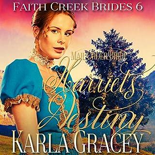 Harriet's Destiny audiobook cover art