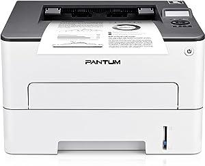 Pantum Compact Monochrome Laser Printer, Wireless Printing, Duplex Two-Sided Printing, M118DW