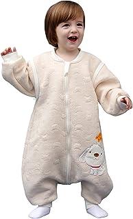 2.5 TOG Baby Toddler Kids Cotton 90CM Wearable Winter Warm Wrap Organic Blanket Sleeping Bag