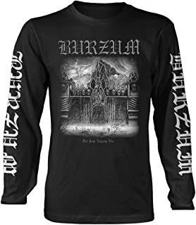 Burzum 'Det Som Engang VAR' Long Sleeve Shirt