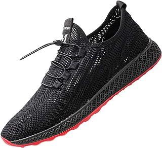 Scarpe Antinfortunistiche Uomo Donna con Punta in Acciaio Sneaker da Lavoro Leggere ed Eleganti S3