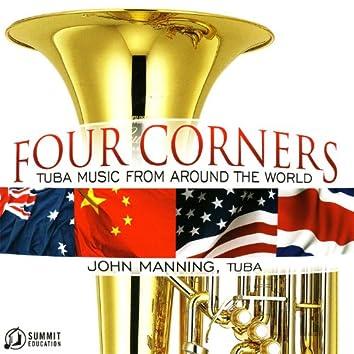 Four Corners - Tuba Music From Around the World