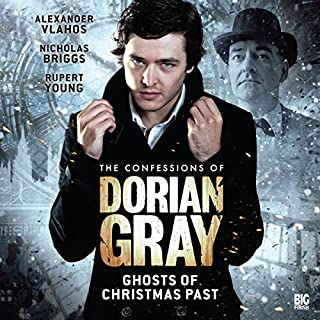 The Confessions of Dorian Gray - Ghosts of Christmas Past audiobook cover art