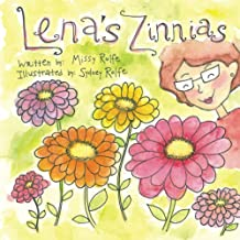 Lena's Zinnias