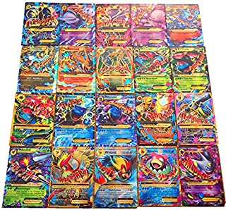 EXTOY 100/200 Pcs English Trainer Shining Card Toys Gx Trading for ES Cards Game Toys Mewtwo Battle Carte Children Gift Holiday Must Haves Friendship Gifts The Favourite DVD