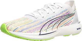 PUMA Liberate Nitro SP WNS Adults-Women Running Shoes(UK 5-White)