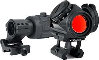 Best red dot sight with flip magnifier combo Reviews