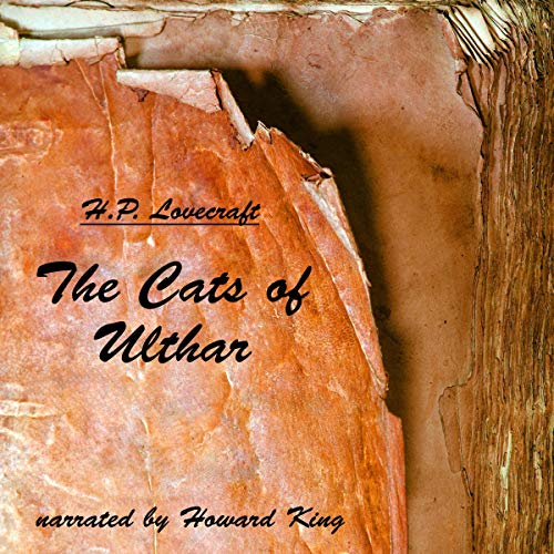 The Cats of Ulthar audiobook cover art