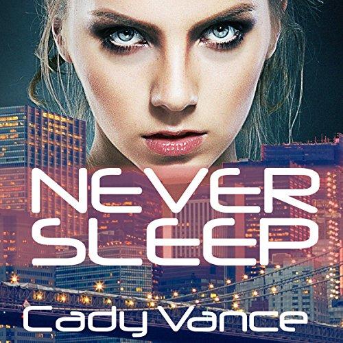 Never Sleep audiobook cover art