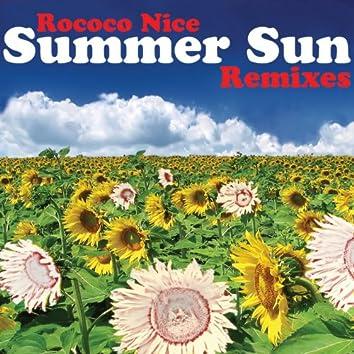 Summer Sun Remixes