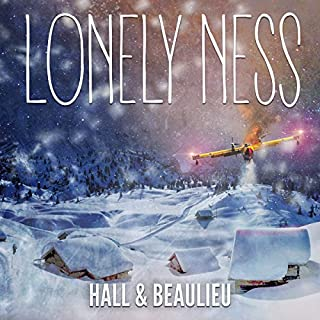 Lonely Ness audiobook cover art