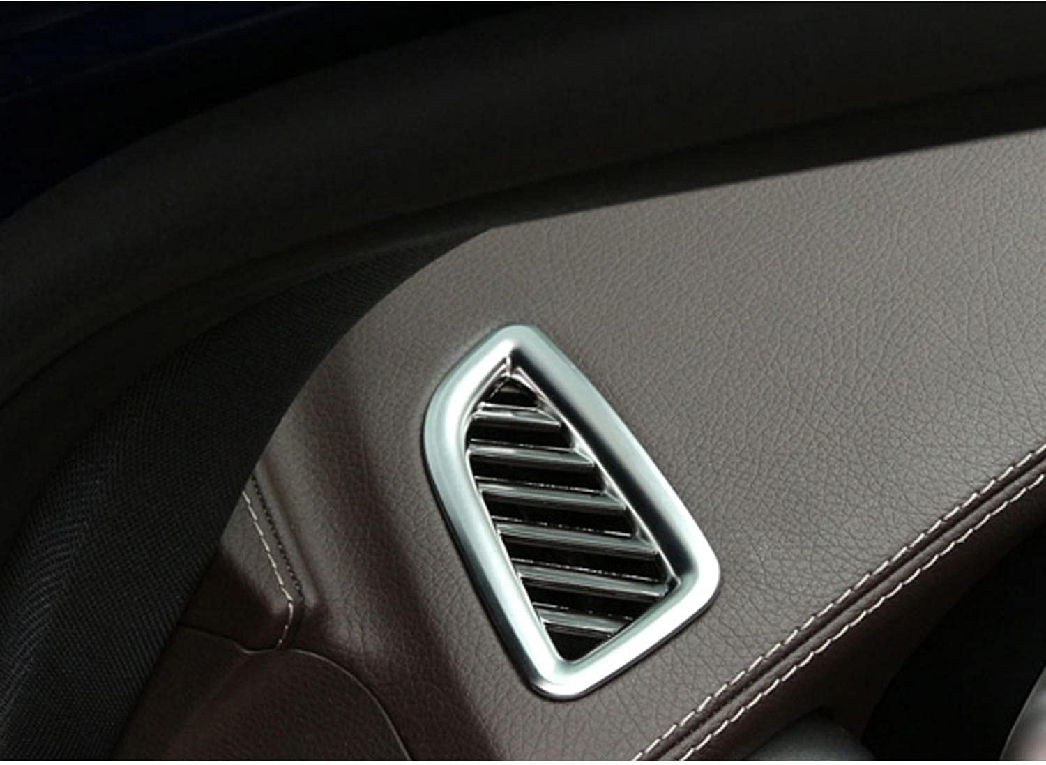 YKANZS Dashboard Outlet Vent Frame Limited time Max 40% OFF for free shipping Sticker Ben Trim Mercedes