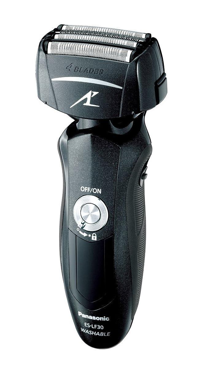 防止アスレチックドラフトパナソニック ラムダッシュ 4枚刃 黒 ES-LF30-K