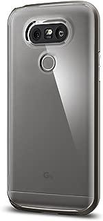 Spigen Neo Hybrid Crystal LG G5 Case with Flexible Inner Casing and Reinforced Hard Bumper Frame for LG G5 2016 - Gunmetal
