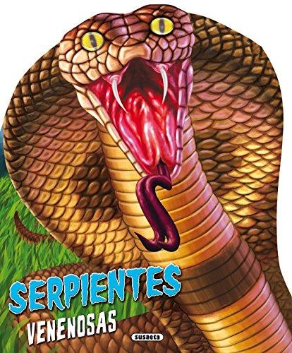 Serpientes venenosas (Cabeza de animal)