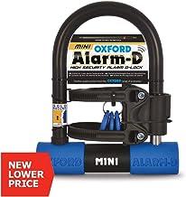 Oxford Alarm-D Mini High Security D-Lock met alarm 120db