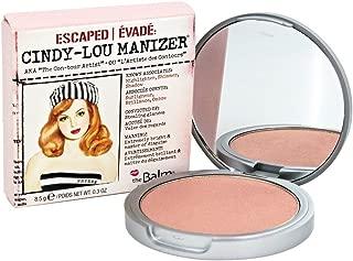 0.3 oz: theBalm - Cindy-Lou Manizer Peachy Pink - 0.3 oz