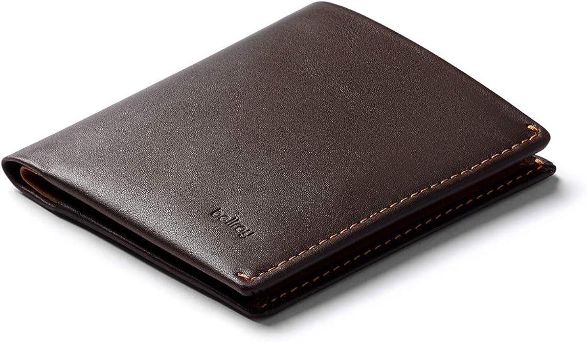 Bellroy Note Sleeve Wallet Slim Bifold Blo gift Leather Max 40% OFF Design RFID