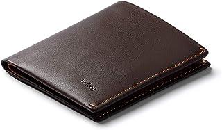 Bellroy Note Sleeve, Cartera de Piel Slim, edición con protección RFID Disponible (Máx. 11 Tarjetas, Efectivo y Monedas) -...