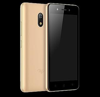 ITEL A16 Dual Sim - 8GB, 512MB RAM, 3G, Gold