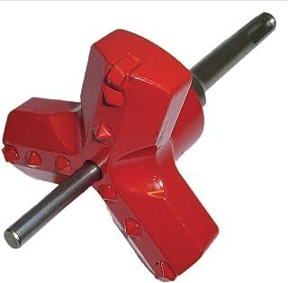 Armeg EBS.Round.Set EBS Tri-Cut Round Cutter c/w SDS Plus Drive Adaptor