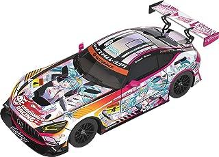 初音ミク GTプロジェクト 1/64 グッドスマイル 初音ミク AMG 2021 SUPER GT Ver. 1/64スケール ダイキャスト製 塗装済み完成品ミニカー