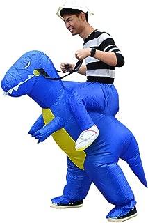 inflatable dinosaur large