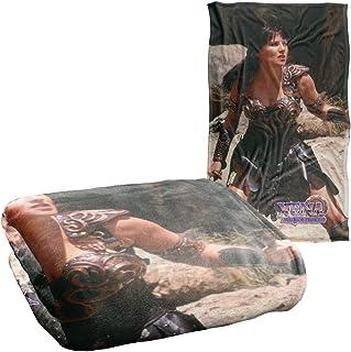 "Trevco Xena Warrior Silky Touch Super Soft Throw Blanket 36"" x 58"""