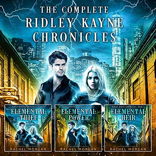 The Complete Ridley Kayne Chronicles cover art
