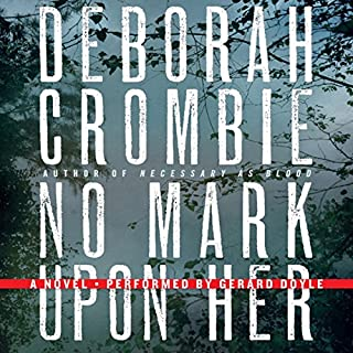 No Mark Upon Her audiobook cover art