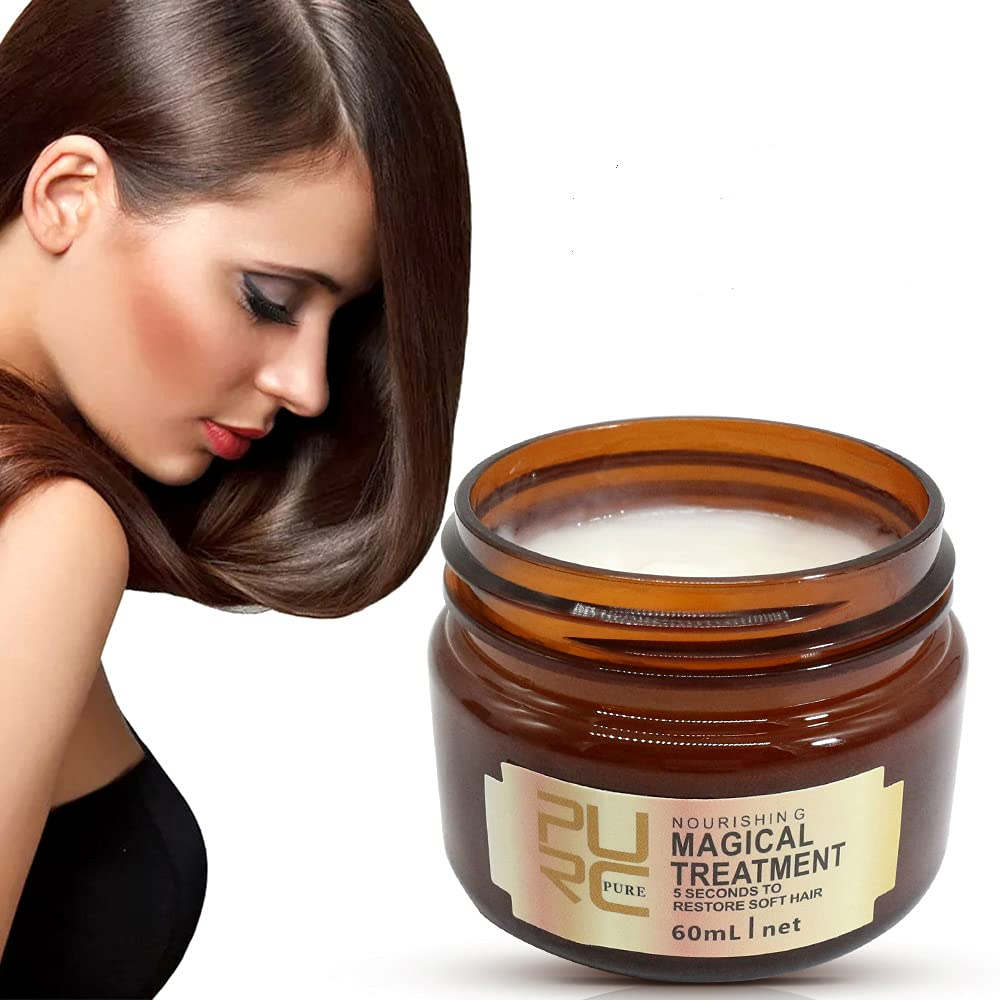PURC Magical Treatment Hair for Mask Damaged Dry Cheap mail Direct stock discount order shopping