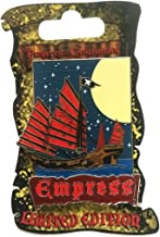 DSF Disney Pirates of the Caribbean Pin Movie Trilogy Oversized Pin The Empress LE 300 Pin 61478
