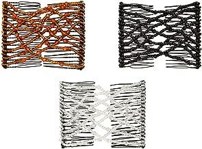 Herramienta de configuraci/ón de ojales para Ropa Zapatos Bolsa Papel ojales de metal con herramientas de instalaci/ón en caja transparente 12 colores Gobesty 360 juegos Kit de arandelas