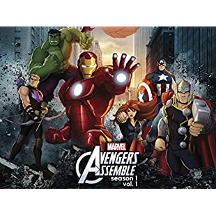 Marvel's Avengers Assemble, Season 1 - Volume 1:Amedama
