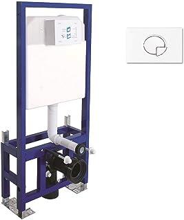 cromo Grohe 38840000 38840000-Cisterna empotrada 1,13 m de Altura
