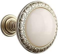 EleCharm 1Pair DIY Fashion Simple Drapery Medallion Hodbacks Curtain Wall Hook (Gold)