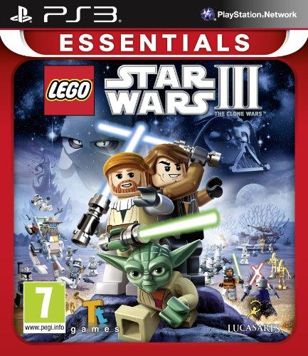 LEGO Star Wars III Clone Wars Essentials (Playstation 3) [Edizione: Regno Unito]