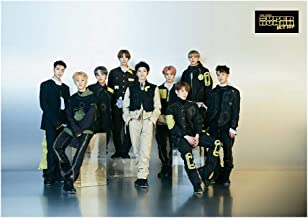 Youyouchard Kpop NCT 2019 NCT 127 New Album NCT #127 WE are Superhuman Poster Official Supported Poster for NCT U NCT 127 NCT Fans Collection, 16.5×11.8IN