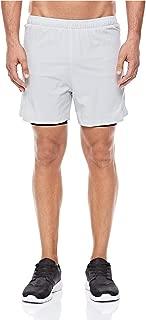 Brandblack Sports Lifestyle Short For Men - Off White, XL