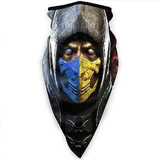 Scorpion Soft Windproof Ski Mask Cold Weather Face Neck Gaiter Warmer Outdoor Sports Men Women