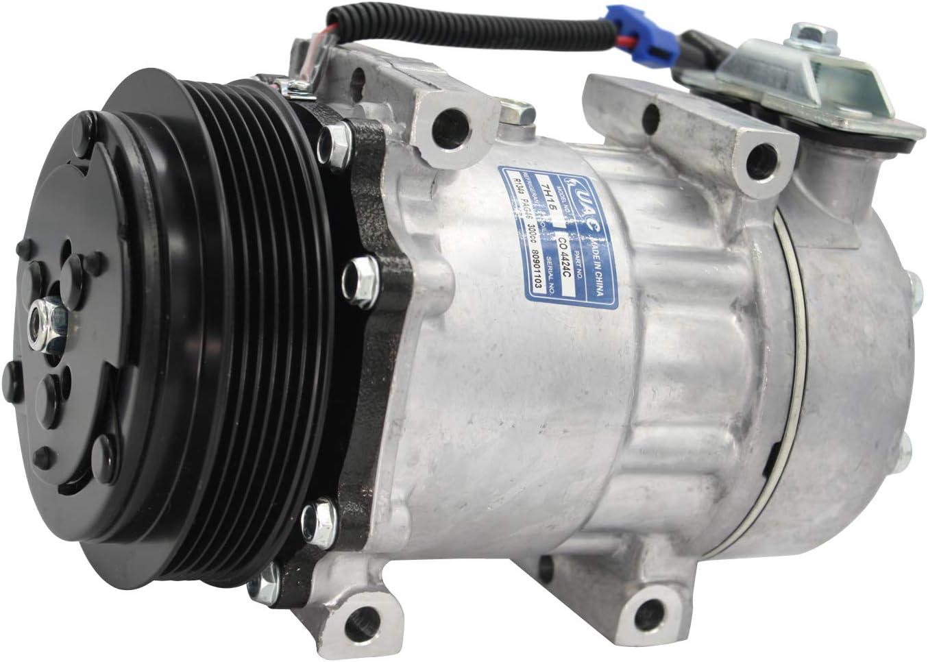 Peterbilt Kenworth Sanden Type 4039 4731 Regular dealer C Regular discount AC Compressor W 4424