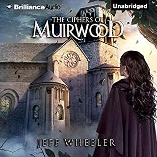 The Ciphers of Muirwood audiobook cover art