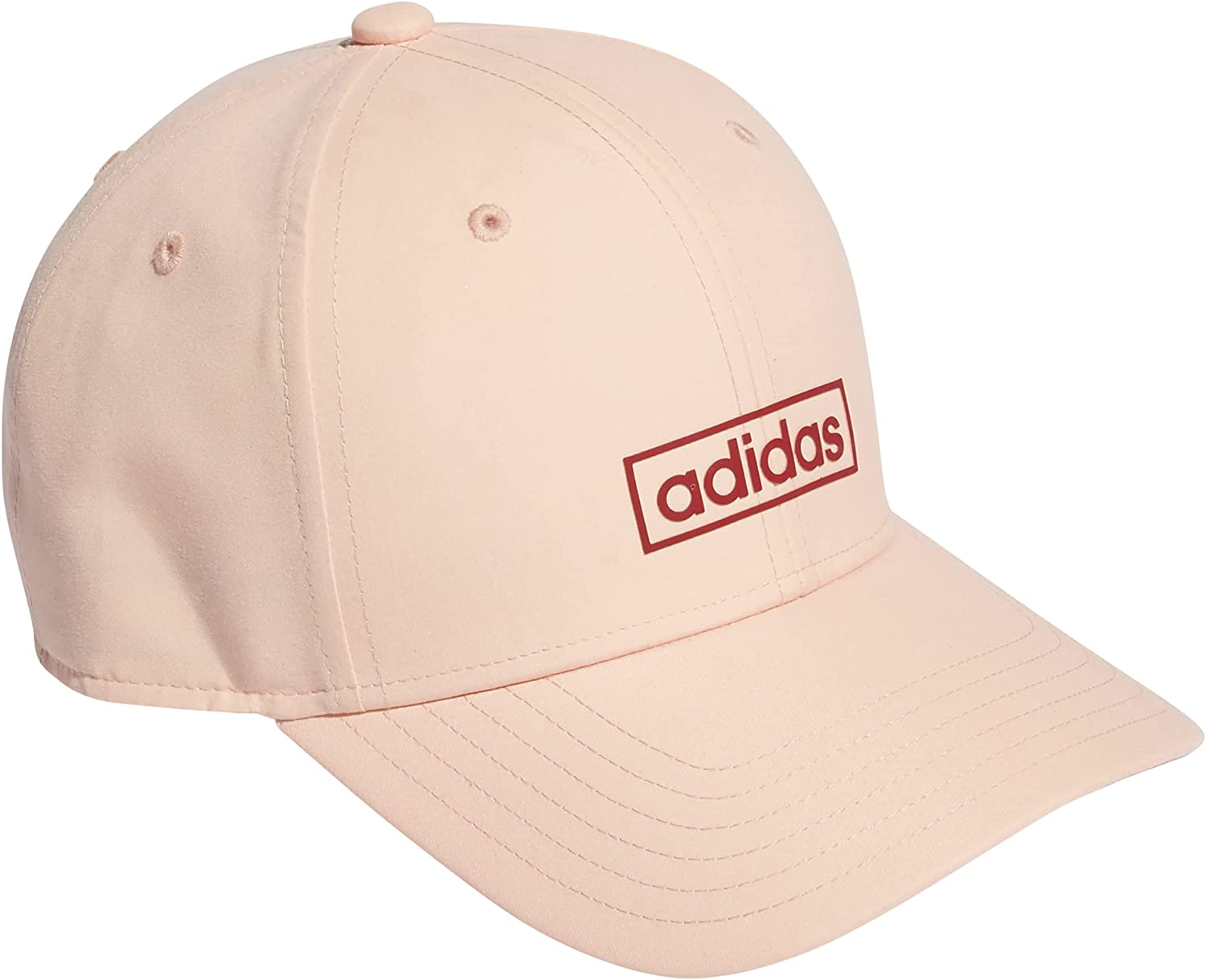 adidas Women's Core Structured Adjustable Cap, ONE SIZE