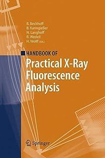Handbook of Practical X-Ray Fluorescence Analysis