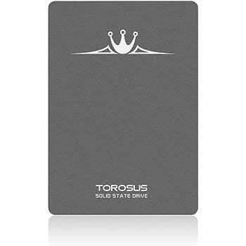 Torosus - Unidad de estado sólido, SSD interna, SATA III, de 2,5 ...