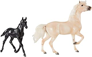 Breyer Horses Traditional Series Encore & Tor | 2 Horse Set | Horse Toy Model | 1:9 Scale | Model #1840
