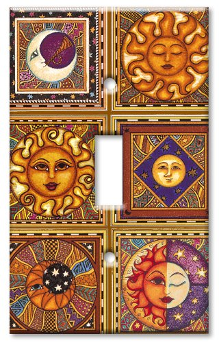 Art Plates 77-S-plate Decorative Light Switch Cover