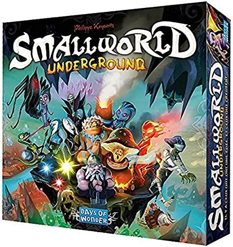 Days of Wonder - Small World Underground - Board Game