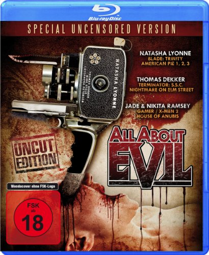 All About Evil - Special Uncensored Version (Uncut) [Blu-ray]
